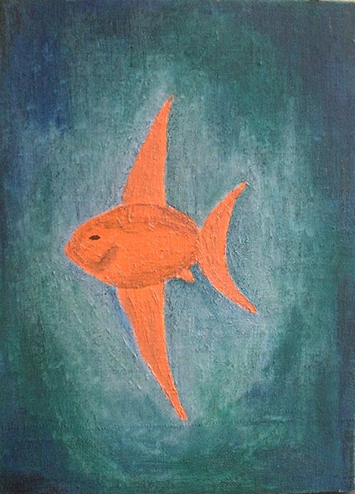 Рыба-Луна.